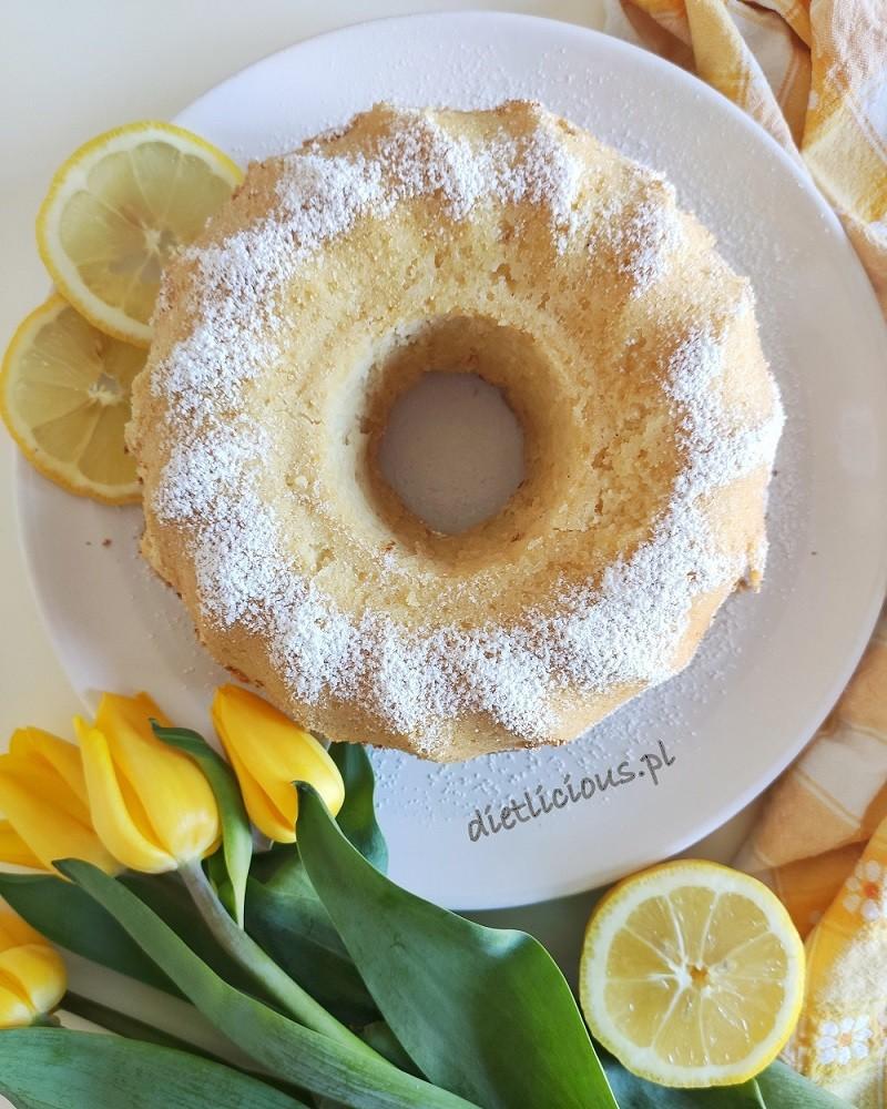 ciasto cytrynowe z białej fasoli